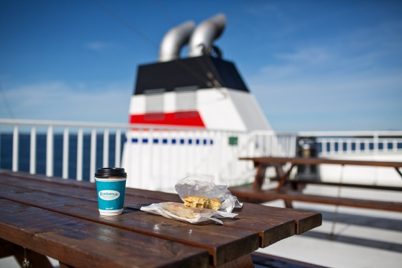 The ferry pancake. A lifesaver - or is it?