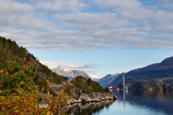 The Hardanger Fjord