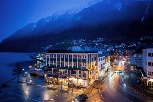 Odda #2. By night