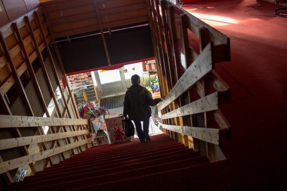 Kala #20. Stairway to retirement