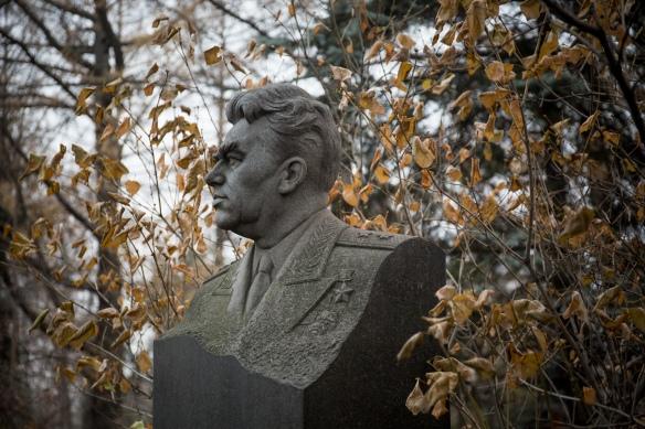 Stone-face #02: Petr Dmitrievich Govorunenko