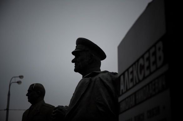 Novodevichy Cemetery #01
