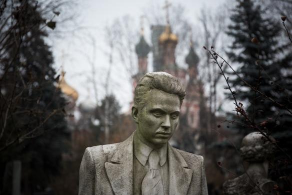 Stone-face #03: Daria Zinovievna Koroleva