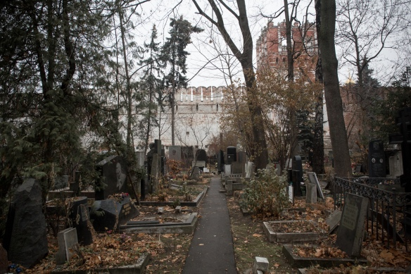 Novodevichy Cemetery #02