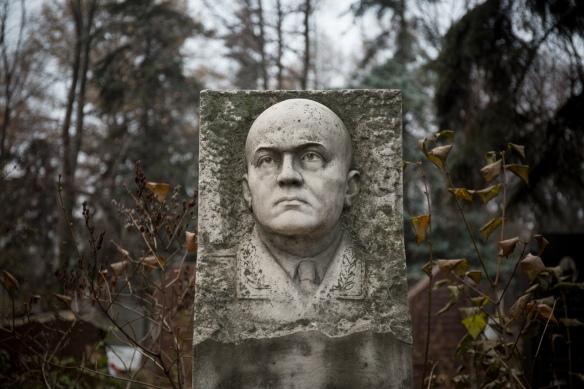 Stone-face #04: Alexandr Ivanovič Kudrjašov