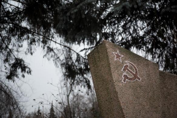 Novodevichy Cemetery #03