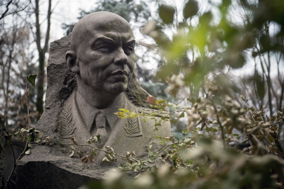 Stone-face #05: Nicanor Dmitrievich Zahvataev