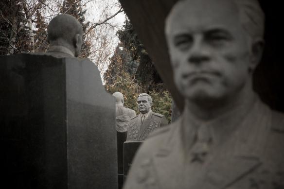 Novodevichy Cemetery #04