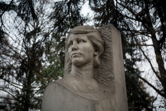 Stone-face #06: Petrova Eustolia D. Gagarin