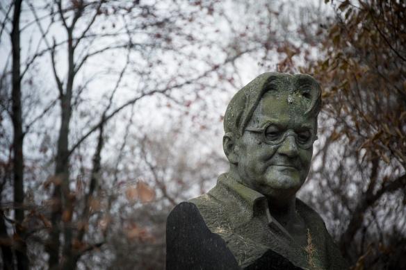 Stone-face #08: Gleb Nikanorovich Cherdantsev