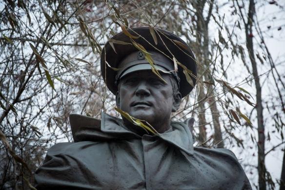 Stone-face #09: Vladimir Leonidovich Govorov