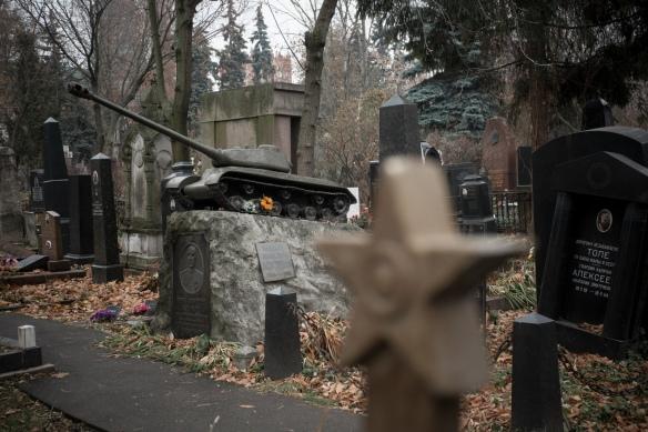 Novodevichy Cemetery #08