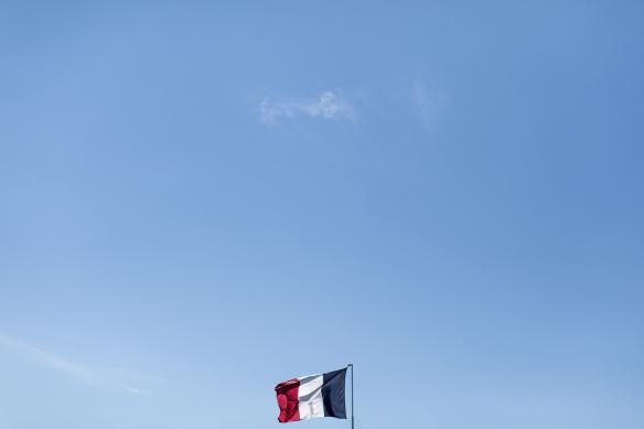 France. Fraternité