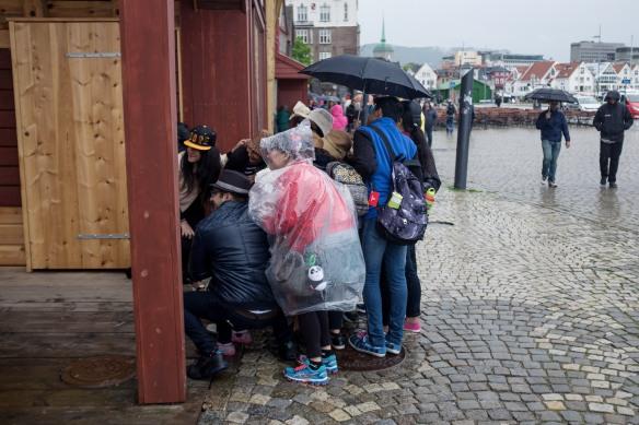 Tourists #13